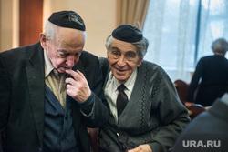 День освобождения Освенцима в екатеринбургской синагоге, евреи, иудаизм
