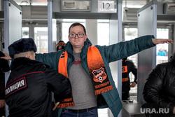 Футбольный матч фк «Урал» — фк «Рубин». Первый матч на стадионе «Екатеринбург Арена»