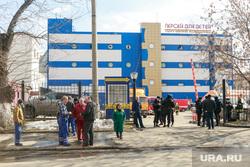 """Пожар в ТЦ """"Персей"""". Москва, полицейские, персей, мчс, , пожарные расчеты, автомобили мчс, экстреенные службы, чрезвычайное проишествие"""