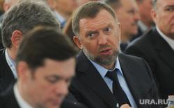 Съезд РСПП. Москва, дерипаска олег