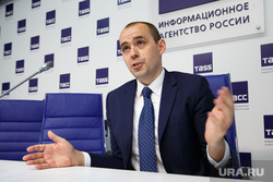 Андрей Мисюра, генеральный директор АО «НПО автоматики». Екатеринбург, мисюра андрей