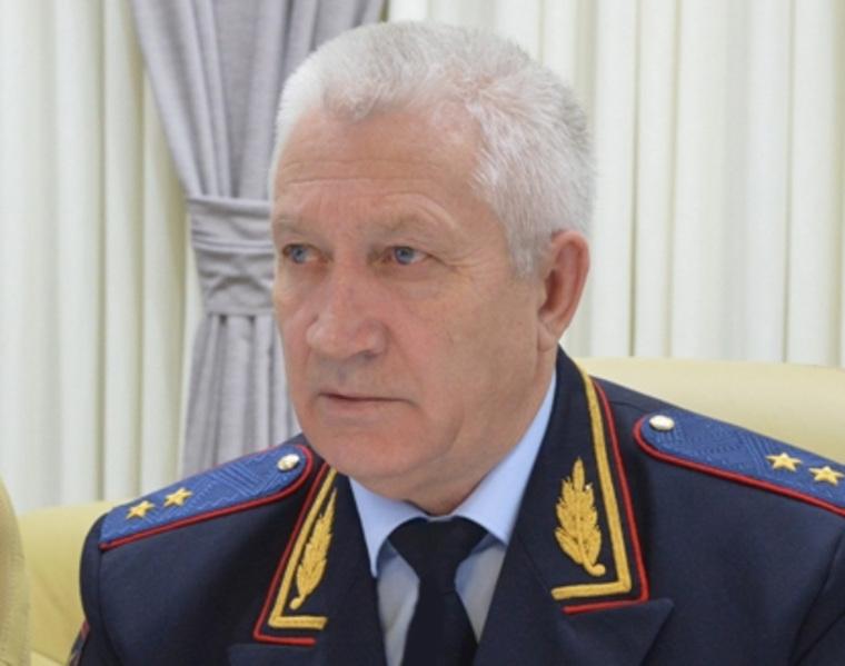 Кошелев Виктор генерал лейтенант полиции Пермского края. , кошелев виктор