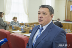 Заседание законодательного собрания ЯНАО. Салехард, ямкин сергей