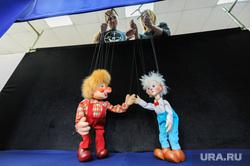 "Театр марионеток ""Малышок"", репетиция спектакля ""Малыш и Карлсон"". Челябинск, кукольный театр, репетиция, театр марионеток, малыш и карлсон, спектакль"