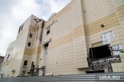 Кемерово. День 3-ий, последствия пожара