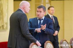 Инвестиционный совет в резиденции губернатора СО. Екатеринбург, грипас валентин, березовский андрей