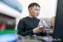 Репортаж про якутских ученых. Якутск, инженер, бионическая рука, бионический протез, алексеев айыысхан