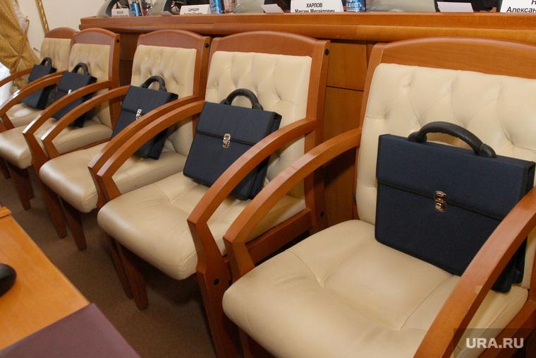 Вручение депутатских мандатов в облдуме Курган, чиновники, бизнес, портфели депутатов, деловой