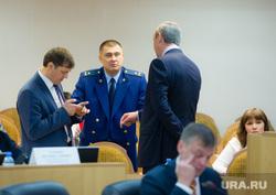Заседание  Думы города 6 созыва. Сургут, Балин Леонид