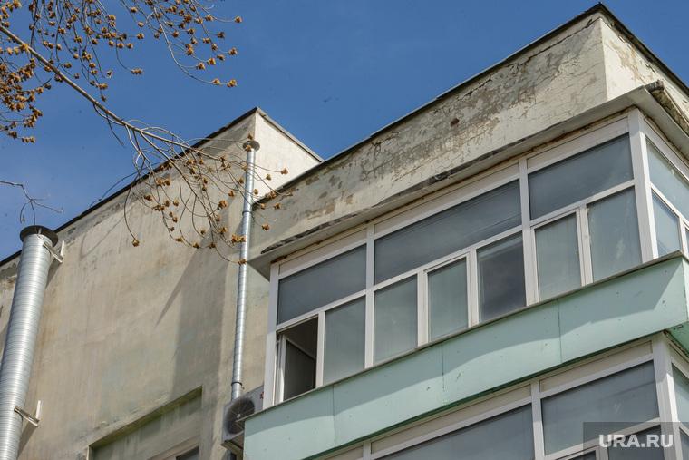 Детская клиника НИИ ОММ. Екатеринбург