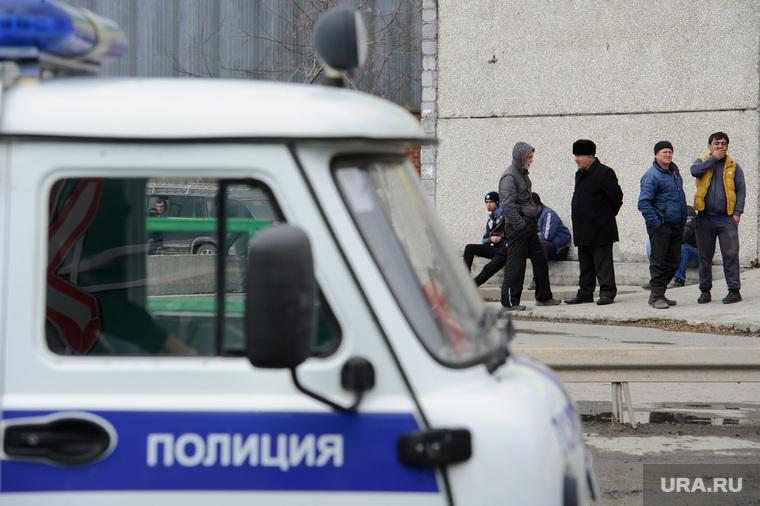 Беспорядки на Овощебазе №4. Екатеринбург, мигранты, полиция россии, ппсп