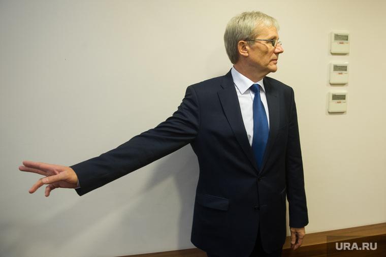 Генпрокурор Юрий Чайка в Екатеринбурге, охлопков алексей