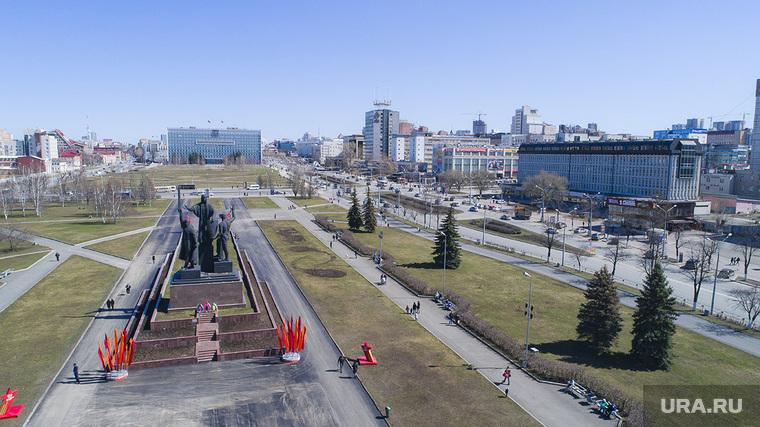 Пермь. Городские пейзажи, город пермь, эспланада