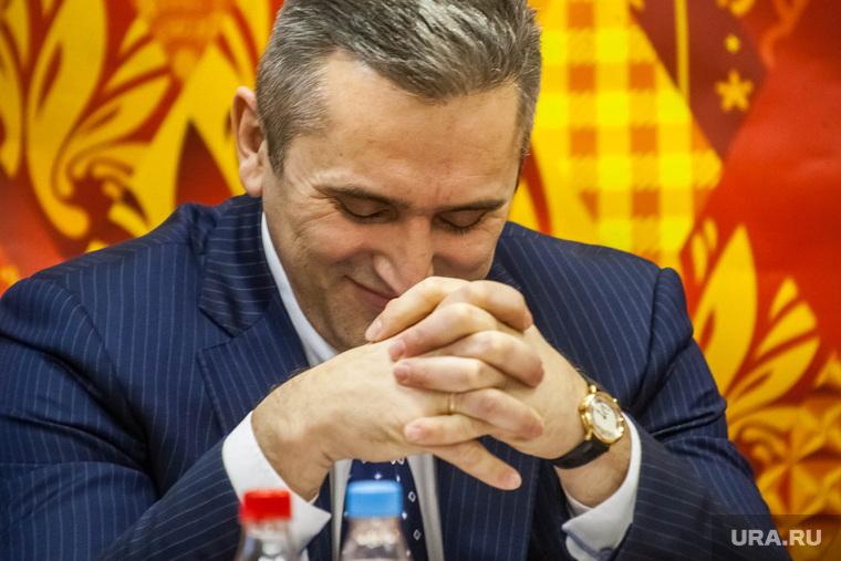 Пресс-конференция факелоносцев Олимпийского огня.  Тюмень, моор александр