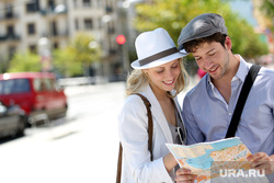 Клипарт, отдых, туристы, отпуск