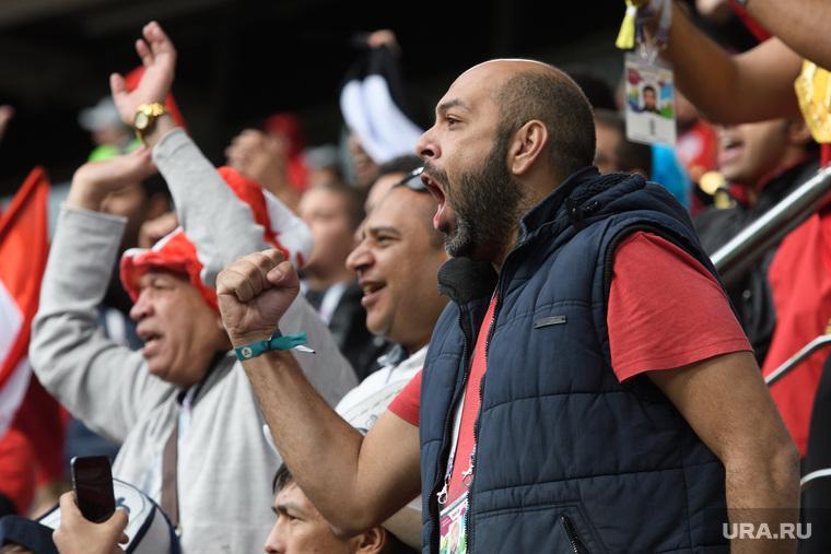 ЧМ-2018. Чемпионат мира по футболу, матч 2: Египет - Уругвай. Екатеринбург