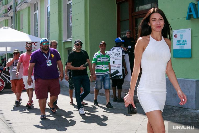 Футбольные болельщики в Москве. Москва, девушка, харасмент, сексизм