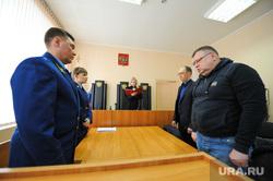 Приговор Сергею Мануйлову, бывшему директору СК Гринфлайт, в суде центрального района. Челябинск, оглашение приговора, мануйлов сергей, потапов андрей, зал суда