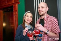 "Открытие телеканала ""Го"" в Кампари-баре. Москва, коктейли, вечеринка, молодежь, отдых"