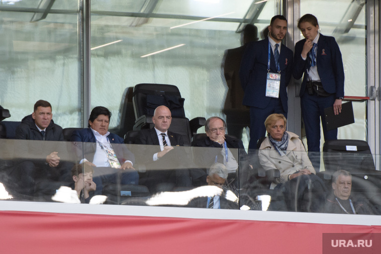 Чм-2018. 21 матч Чемпионата мира по футболу - Франция-Перу. Екатеринбург