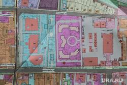 План реконструкции городских объектов, вызвавший резонанс у горожан. Курган, план реконструкции