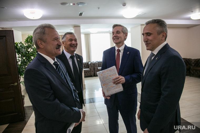 Праймериз кандидатов в губернаторы от партии
