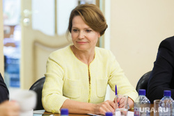 Встреча Куйвашева с фракцией Единой России в гордуме Екатеринбурга, овчинникова ира
