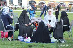 Евросоюз, евросоюз, хиджабы, мигранты в мюнхине
