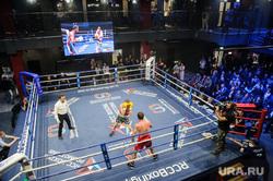 Открытие Академии единоборств РМК. Екатеринбург, бой, бокс, ринг, рмк