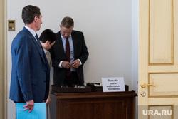 Совещание о социально экономическом развитии тюменской области с Николаем Цукановым и Александром Моором. Тюмень