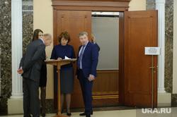 Первое заседание переизбранного кабинета министров правительства СО. Екатеринбург, протокол