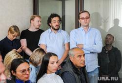 Избрание меры пресечения Антону Бахаеву в Центральном районном суде. Челябинск, бахаев антон, унанян арсен