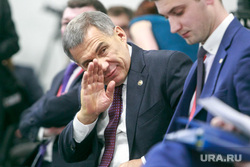 Российский инвестиционный форум в Сочи 2018. Первый день. Сочи, минниханов рустам, приветствие