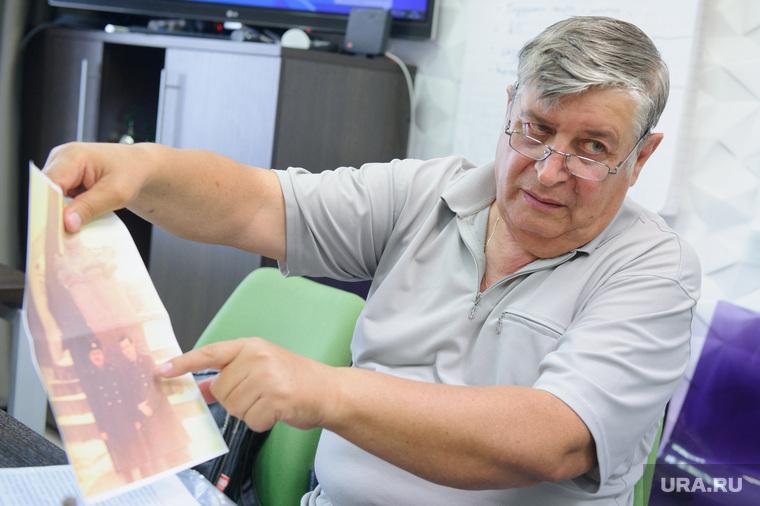 Интервью с ветераном МВД Сергеем Королёвым. Екатеринбург, старое фото, королев сергей