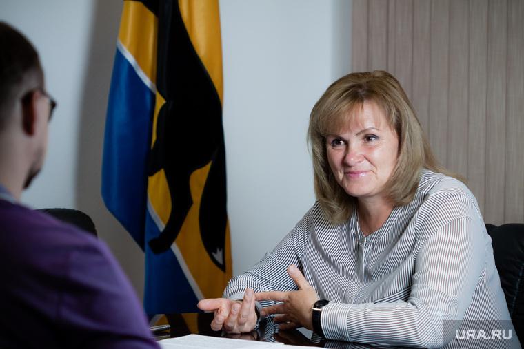 Интервью с председателем Думы города Краснояровой Надеждой. Сургут , красноярова надежда