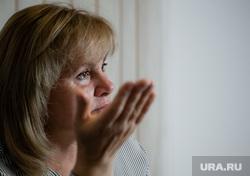 Интервью с председателем Думы города Краснояровой Надеждой. Сургут, рука, красноярова надежда