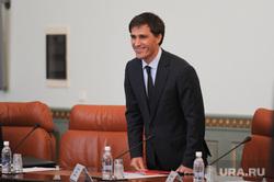 Совещание с полпредом президента Николаем Цукановым. Челябинск, улыбка, гаттаров руслан