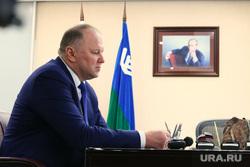 Николай Цуканов в ХМАО, Николай Цуканов Сургут