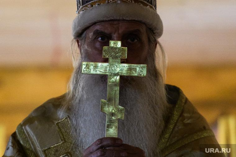 Митрополит Корнилий в Староуткинске. Свердловская область, крест, митрополит корнилий