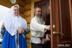 Митрополит Корнилий в Староуткинске. Свердловская область