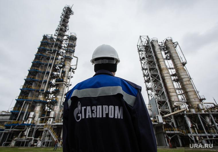 Клипарт. Сургут, газпром, зск, завод стабилизации конденсата