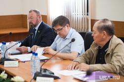 Второй день собеседований с претендентами на должность градоначальника Екатеринбурга, захаров илья, тестов виктор, разбойников владимир