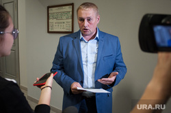 Собеседование с претендентами на должность градоначальника Екатеринбурга, альшевских андрей