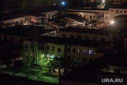 Пожар в ИК-2. Екатеринбург, ик-2