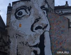 Париж, тайна, молчание, секрет, граффити