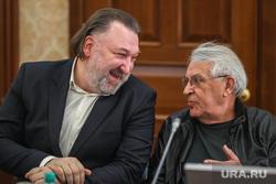 Встреча губернатора Владимира Якушева с журналистами в честь дня российской прессы. Тюмень, налобин олег