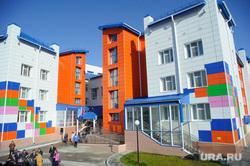 Поселок Тазовский, Новый Уренгой, Ямало-Ненецкий автономный округ, детский сад, поселок тазовский