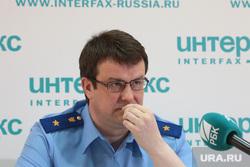 Прокурор Пермского края Андрей Юмшанов на пресс-конференции, юмшанов андрей