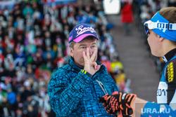 Биатлон. Гонка чемпионов и Приз губернатора Тюменской области - 2016. Тюмень, биатлон