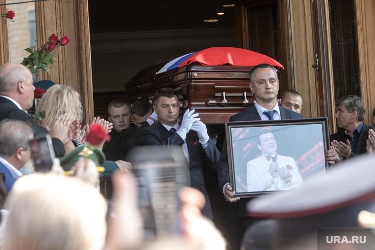 Прощание с Иосифом Кобзоном в Концертном зале им. Чайковского. Москва, гроб, кобзон иосиф фото